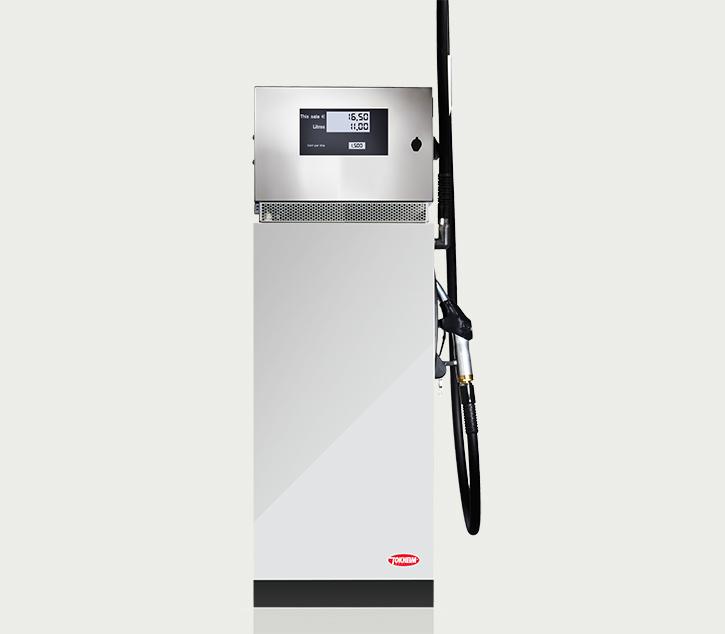 Quantium-110 benzinkút