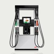 Quantium-410 benzinkút