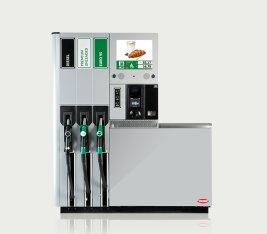 Quantium-510 benzinkút