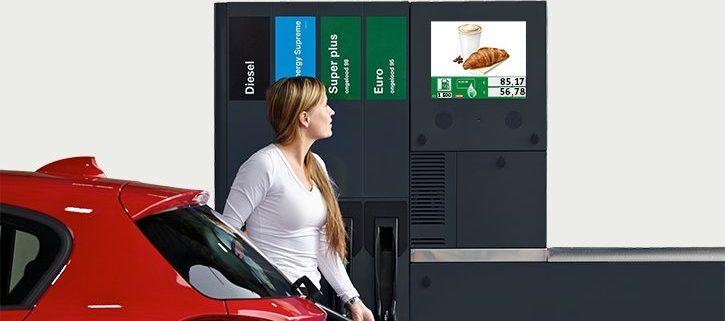 tankolóautomata