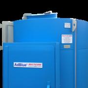 Üzemi AdBlue tárolók